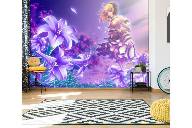 3D Fate Stay Night 713 Anime Wall Murals Self-adhesive Vinyl, XXL 312cm x 219cm (WxH)(123''x87'')