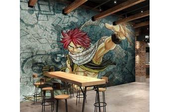 3D Fairy Tail 708 Anime Wall Murals Self-adhesive Vinyl, XXL 312cm x 219cm (WxH)(123''x87'')