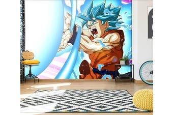 3D Dragon Ball 705 Anime Wall Murals Woven paper (need glue), XXL 312cm x 219cm (WxH)(123''x87'')