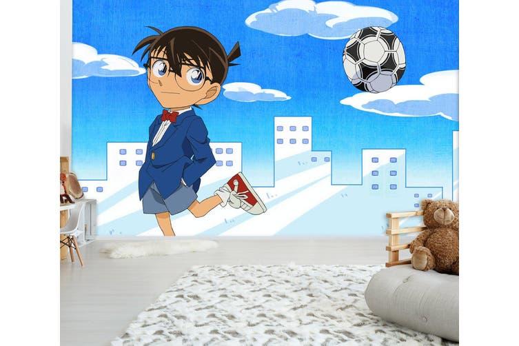 3D Detective Conan 700 Anime Wall Murals Self-adhesive Vinyl, XXXL 416cm x 254cm (WxH)(164''x100'')