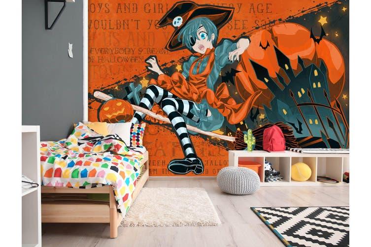 3D Black Butler 681 Anime Wall Murals Woven paper (need glue), XXL 312cm x 219cm (WxH)(123''x87'')