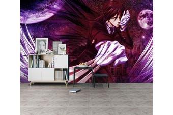 3D Black Butler 687 Anime Wall Murals Woven paper (need glue), XXL 312cm x 219cm (WxH)(123''x87'')