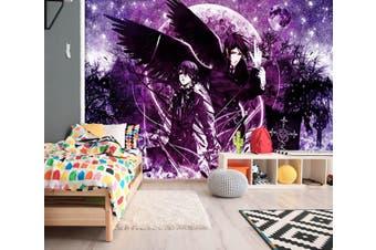 3D Black Butler 685 Anime Wall Murals Woven paper (need glue), XXXXL 520cm x 290cm (WxH)(205''x114'')
