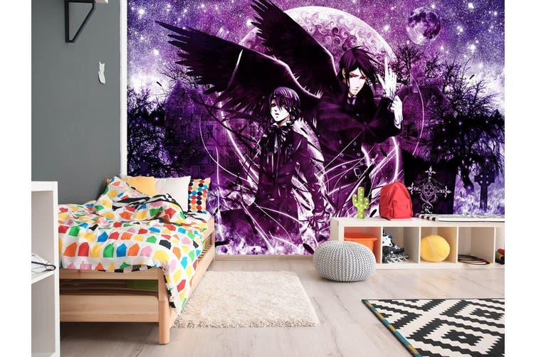 3D Black Butler 685 Anime Wall Murals Self-adhesive Vinyl, XL 208cm x 146cm (WxH)(82''x58'')