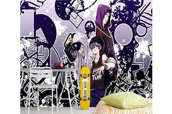 3D Black Butler 684 Anime Wall Murals Woven paper (need glue), XL 208cm x 146cm (WxH)(82''x58'')