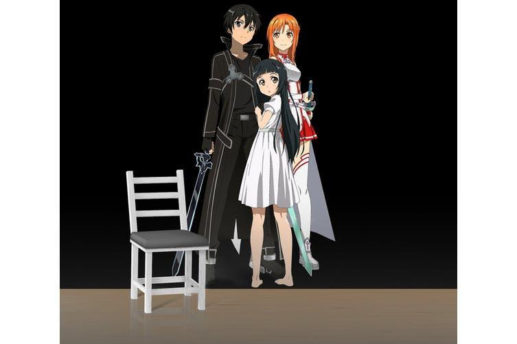 3D Sword Art Online 660 Anime Wall Murals Woven paper (need glue), XXXL 416cm x 254cm (WxH)(164''x100'')
