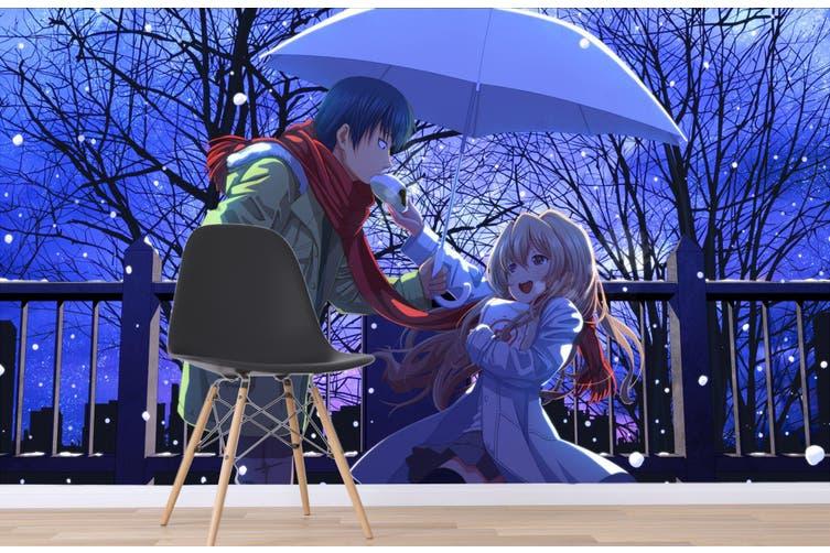 3D Plastic Memories 651 Anime Wall Murals Self-adhesive Vinyl, XL 208cm x 146cm (WxH)(82''x58'')