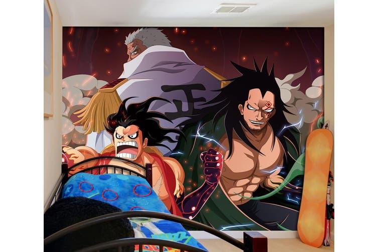 3D ONE PIECE 644 Anime Wall Murals Self-adhesive Vinyl, XXXXL 520cm x 290cm (WxH)(205''x114'')