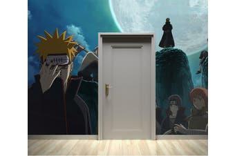 3D NARUTO 641 Anime Wall Murals Woven paper (need glue), XXXXL 520cm x 290cm (WxH)(205''x114'')