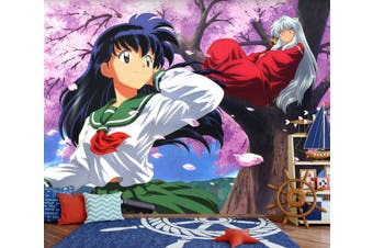 3D Inuyasha 633 Anime Wall Murals Self-adhesive Vinyl, XXL 312cm x 219cm (WxH)(123''x87'')