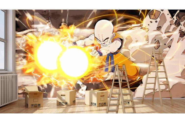 3D Dragon Ball 612 Anime Wall Murals Self-adhesive Vinyl, XL 208cm x 146cm (WxH)(82''x58'')