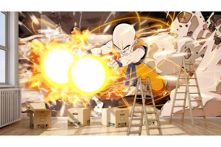 3D Dragon Ball 612 Anime Wall Murals Self-adhesive Vinyl, XXL 312cm x 219cm (WxH)(123''x87'')