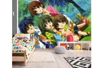 3D CLANNAD 602 Anime Wall Murals Self-adhesive Vinyl, XXXL 416cm x 254cm (WxH)(164''x100'')