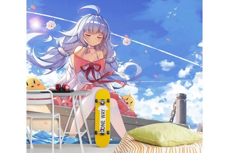 3D Azur Lane Wiki 598 Anime Wall Murals Woven paper (need glue), XXXL 416cm x 254cm (WxH)(164''x100'')