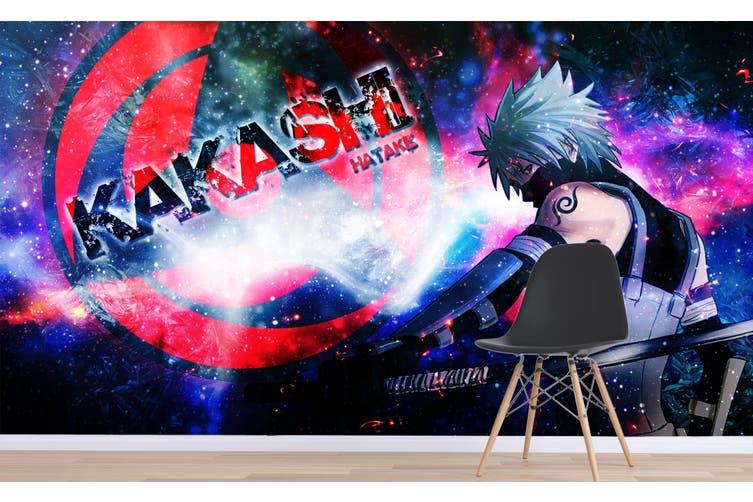 3D Naruto 583 Anime Wall Murals Woven paper (need glue), XL 208cm x 146cm (WxH)(82''x58'')