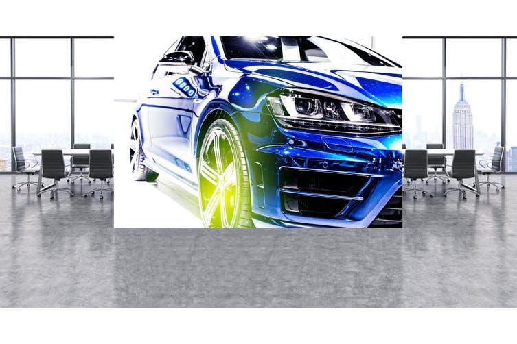 3D Supercar Car 393 Vehicle Wall Murals Wallpaper Murals Self-adhesive Vinyl, XXL 312cm x 219cm (WxH)(123''x87'')