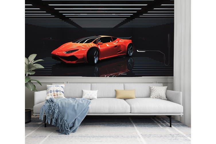 3D Luxury Car 362 Vehicle Wall Murals Wallpaper Murals Woven paper (need glue), XXXL 416cm x 254cm (WxH)(164''x100'')