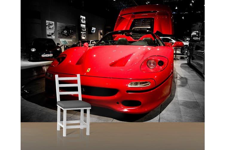 3D Ferrari Super 359 Vehicle Wall Murals Wallpaper Murals Woven paper (need glue), XL 208cm x 146cm (WxH)(82''x58'')