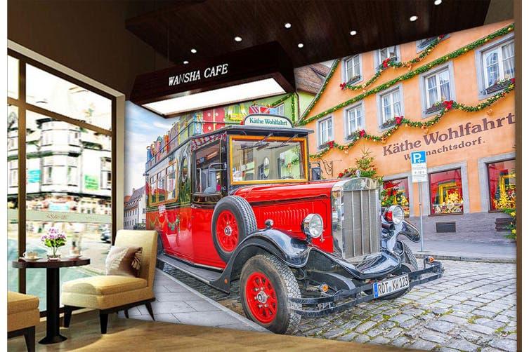 3D Jeep Wrangler 357 Vehicle Wall Murals Wallpaper Murals Self-adhesive Vinyl, XXXL 416cm x 254cm (WxH)(164''x100'')