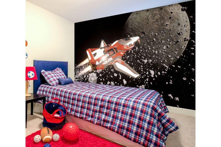 3D Spaceship Planet 208 Vehicle Wall Murals Wallpaper Murals Woven paper (need glue), XXXL 416cm x 254cm (WxH)(164''x100'')