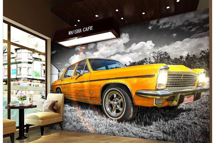 3D Rainbow Car 182 Vehicle Wall Murals Wallpaper Murals Self-adhesive Vinyl, XXL 312cm x 219cm (WxH)(123''x87'')