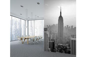 3D New York City Wall Mural Self-adhesive Vinyl Wallpaper Murals