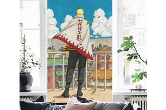 3D NARUTO 104 Anime Wall Murals Woven paper (need glue), XL 208cm x 146cm (HxW)(82''x58'')
