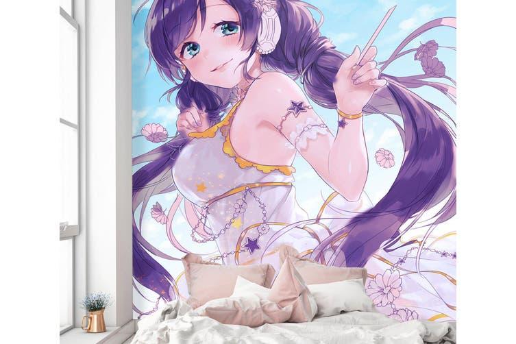 3D Love Live 103 Anime Wall Murals Woven paper (need glue), XXXXL 520cm x 290cm (HxW)(205''x114'')