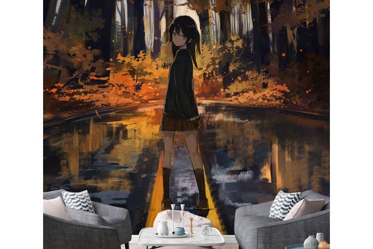 3D Cinderella Girls 099 Anime Wall Murals Self-adhesive Vinyl, XXXL 416cm x 254cm (HxW)(164''x100'')