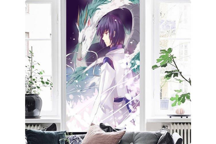 3D Magic Dragon 92 Anime Wall Murals Woven paper (need glue), XXXL 416cm x 254cm (HxW)(164''x100'')
