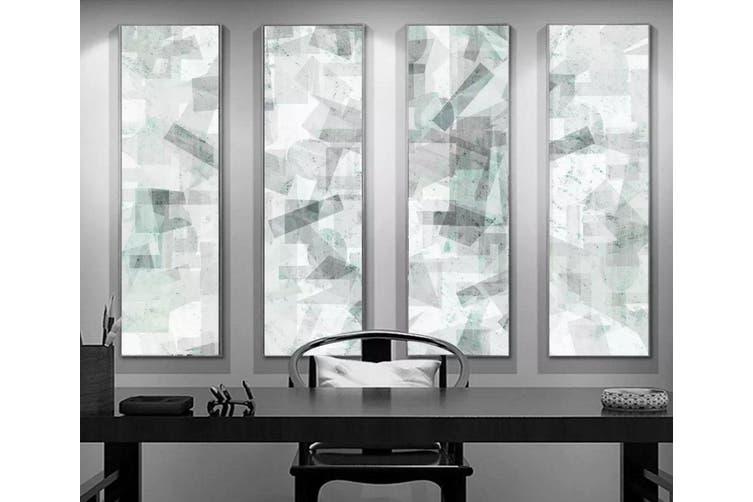 3D Geometric Patterns 944 Wall Murals Woven paper (need glue), XXL 312cm x 219cm (WxH)(123''x87'')