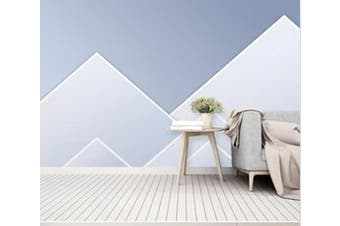 3D Geometric Patterns 936 Wall Murals Self-adhesive Vinyl, XXL 312cm x 219cm (WxH)(123''x87'')