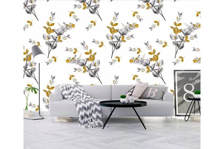 3D Flower 925 Wall Murals Woven paper (need glue), XXXXL 520cm x 290cm (WxH)(205''x114'')