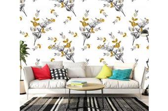 3D Flower 925 Wall Murals Self-adhesive Vinyl, XL 208cm x 146cm (WxH)(82''x58'')