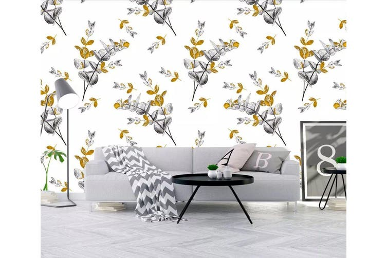 3D Flower 925 Wall Murals Self-adhesive Vinyl, XXXXL 520cm x 290cm (WxH)(205''x114'')