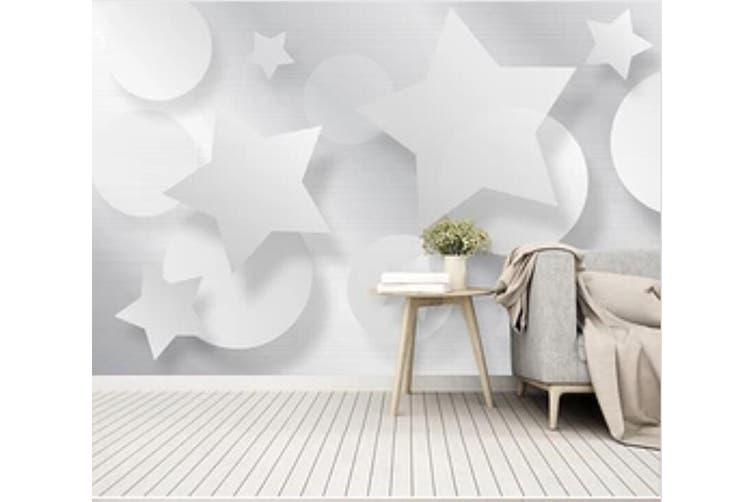 3D Pattern Patchwork 911 Wall Murals Woven paper (need glue), XXXXL 520cm x 290cm (WxH)(205''x114'')