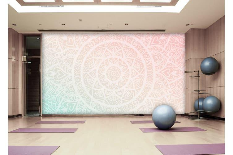 3D Color Pattern 081 Wall Murals Woven paper (need glue), XXXXL 520cm x 290cm (WxH)(205''x114'')