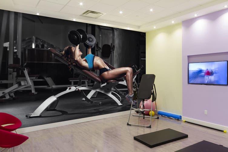 3D Sit Back 036 Wall Murals Self-adhesive Vinyl, XL 208cm x 146cm (WxH)(82''x58'')