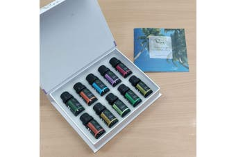 PURE by Alcyon Perfect 10 Essential Oil Set