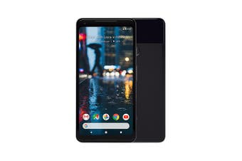 Google Pixel 2 XL 64GB Just Black - Refurbished Good Grade