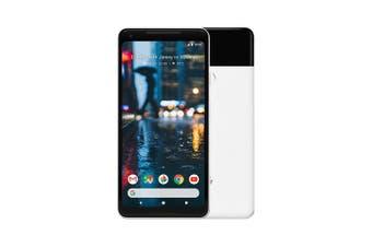 Google Pixel 2 XL 64GB Black & White - Refurbished Good Grade