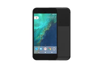 Google Pixel 32GB Quite Black - Refurbished Fair Grade