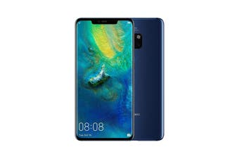 Huawei Mate 20 Pro 128GB Blue - Refurbished Excellent Grade
