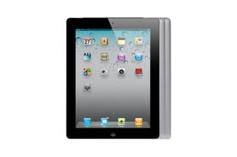 Apple iPad 2 Wi-Fi 16GB Black - Refurbished Fair Grade