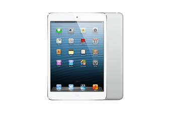 Apple iPad Mini Wi-Fi + Cellular 32GB Silver - As New