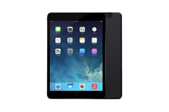Apple iPad mini Cellular 64GB Black - Refurbished Fair Grade
