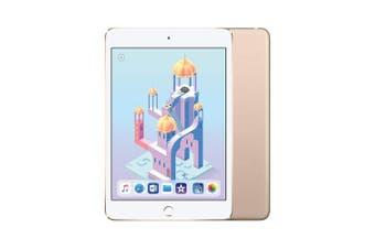 Apple iPad mini 4 Wi-Fi 128GB Gold - Refurbished Excellent Grade