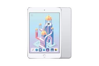 Apple iPad mini 4 Wi-Fi 128GB Silver - Refurbished Excellent Grade