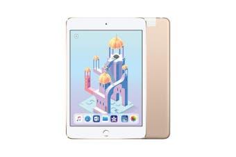 Apple iPad mini 4 Cellular 128GB Gold - As New