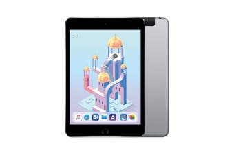 Apple iPad mini 4 Cellular 64GB Space Grey - Refurbished Excellent Grade